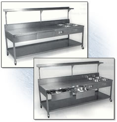 AFT‐72‐2‐2 Finishing Table