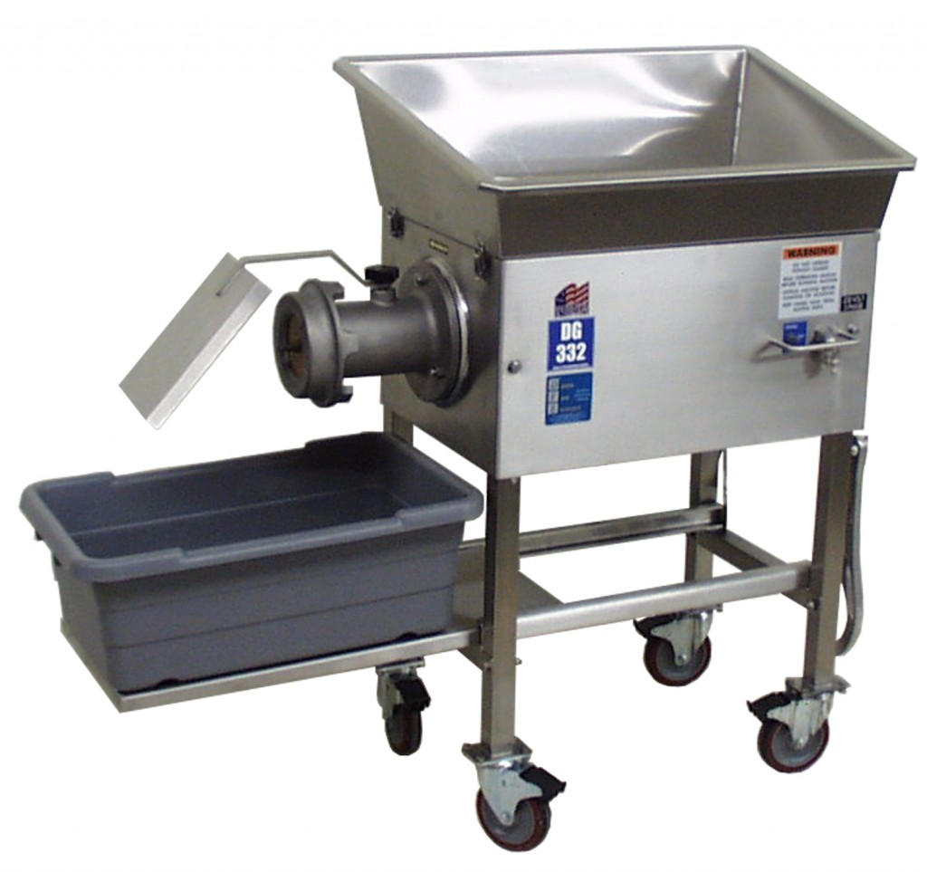 DG Series Manual Feed Grinder