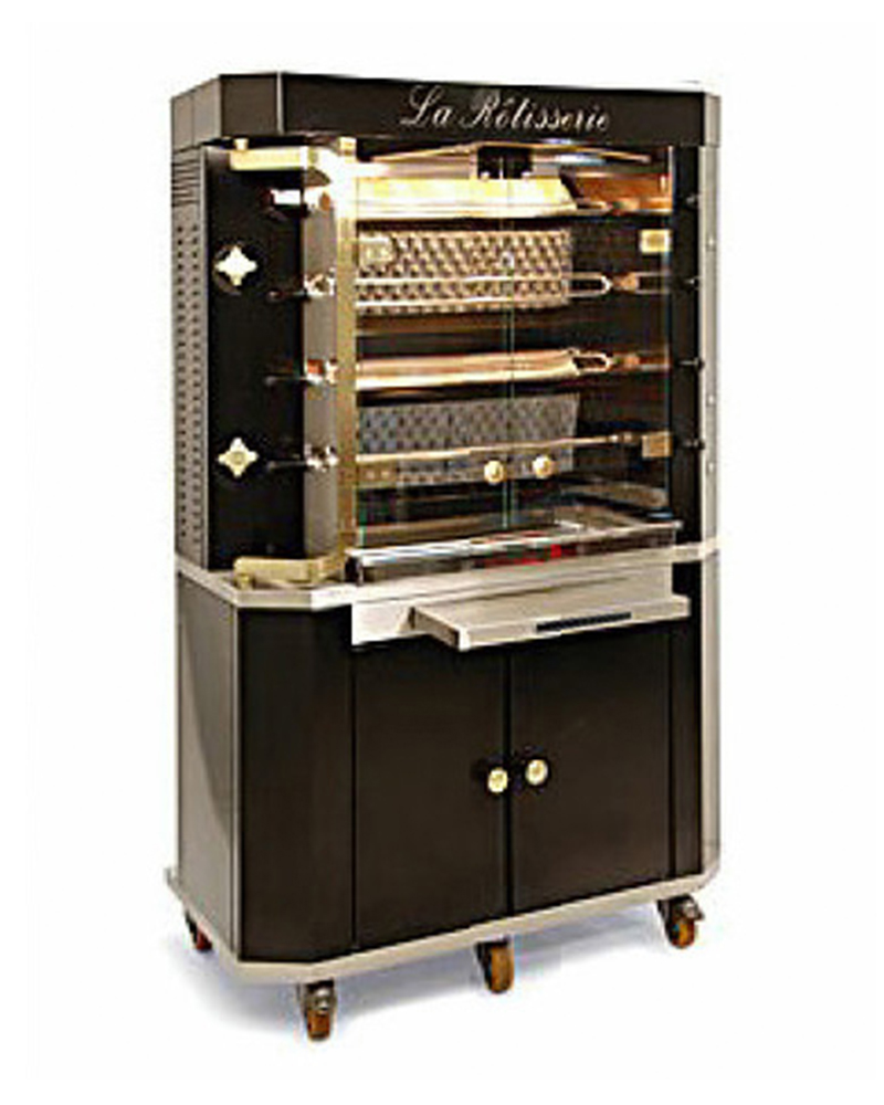 """NEOFLAM 4 """"LUX"""" Rotisserie Oven"""