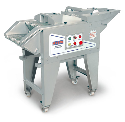 Mini Automatic Batter – Breading Machine