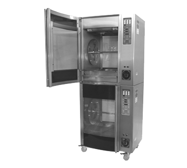 LCR Rotisserie Oven