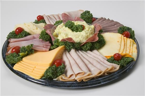Rethink deli platters for greater market potential